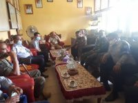 Giat Sosialisasi Perparkiran di Kecamatan Sekayam