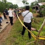 Mayat Tanpa Identitas Ditemukan Telungkup di Tepi Jalan Pontianak-Tayan