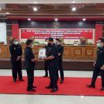 Bupati Sanggau : KUA - PPAS APBD Tahun 2021, Fokus Penguatan Ekonomi
