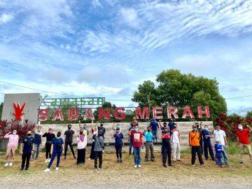 Jalan Santai Dalam Rangka HUT KORPRI Ke-49 Di Dinas Perumahan Cipta Karya Tata Ruang dan Pertanahan Kabupaten Sanggau