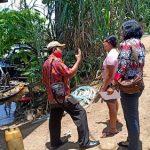 KADIS LINGKUNGAN HIDUP KAB.SANGGAU LAKUKAN PEMBINAAN PERUSAHAAN TAMBANG PASIR PO HENDRA – Dinas Lingkungan Hidup