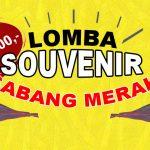 Lomba Souvenir Sabang Merah - DISPORAPAR