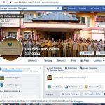 """MULAI 01 OKTOBER 2020 """"ayo kunjungi juga sosmed Disdukcapil Sanggau"""" facebook@disdukcapilkabsanggau"""