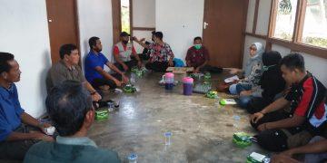 Monev Lembaga Ekonomi Masyarakat (LEM) di Kecamatan Sekayam