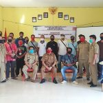 Pelatihan Pembinaan Lembaga RT Se - Desa Padi Kaye Kecamatan Balai