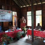 Rapat Anggota Tahunan Bumdes Dohik Buloh Desa Rahayu Kecamatan Parindu