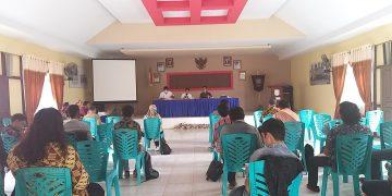 Rapat Koordinasi TPP-P3MD Kabupaten Sanggau Bulan Oktober
