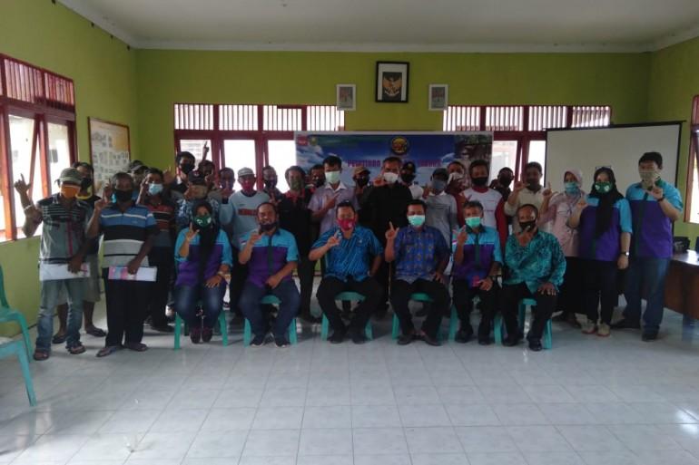 Sosialisasi Budidaya Sapi Bali Di Desa Tunggal Bhakti Kecamatan Kembayan