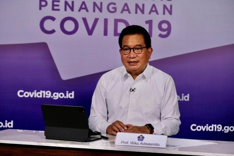Penanganan COVID di 13 Provinsi Prioritas Membaik - Berita Terkini