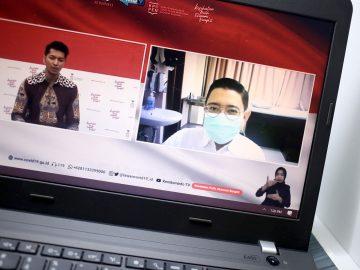 dr. Dirga Sakti Rambe (Dokter Spesialis Penyakit Dalam/ Vaksinolog) memberikan keterangan mengenai Setelah Vaksin Datang, Apa yang Perlu Disiapkan? di Jakarta, Senin, 30 November 2020.