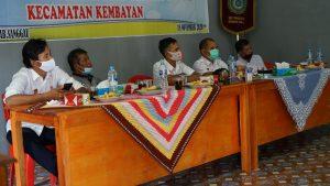 Pelaksanaan Desa Fokus di Desa Tanjung Bunga, Kecamatan Kembayan