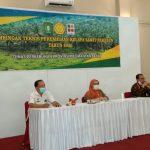 Dinas Perkebunan Provinsi Kalbar Adakan Bimbingan Teknis Peremajaan Kelapa Sawit Pekebun di Kabupaten Sanggau
