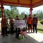 Disbunnak Sanggau Fasilitasi Penyaluran CSR Perusahaan Perkebunan di Desa Fokus Bagan Asam