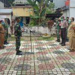 Dandim 1204 Sanggau Laksanakan Pencanangan Satgas Desa Tangkal Covid-19