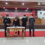 Akhirnya DPRD Sanggau, Syahkan Dua Raperda Usulan Eksekutif