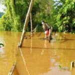 Soal Rusaknya Jembatan Engkakal, Nanga Biang, Begini Kata Kadis Kadis BM dan SDA Sanggau