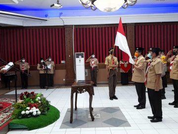 Bupati Sanggau: Kwarcab Pramuka Sanggau Bagian Penting Penguatan SDM Generasi Muda