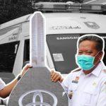 Canggih....! Mobile Combat PCR di Beli Pemkab Sanggau, Begini Spesifikasinya