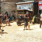 Terjaring Razia Gakum, 125 Pelanggar Protkes Dikenakan Sanksi Sosial