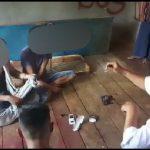 Tim Gabungan Polsek Tayan Hilir Amankan Terduga Pelaku Penyalahgunaan Narkoba