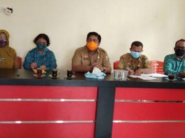 Kegiatan Fasilitasi Pembinaan TP PKK dan Dasawisma Kelurahan di Kelurahan Bunut Kec. Kapuas