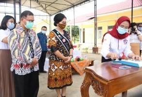 Pelantikan Pengurus GenRe Kabupaten Sanggau Periode 2020-2022