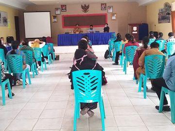 Pelatihan Aplikasi Human Development Worker (eHDW) Pada Kader Pembangunan Manusia (KPM) Tahun 2020