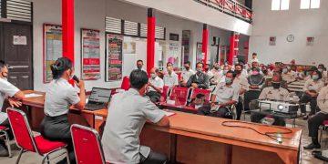 SIMULASI CAT UJIAN DINAS DI PEMERITAH KABUPATEN SANGGAU TAHUN 2020