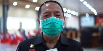 Wabup Sanggau Hadiri Rapat Paripurna Pembahasan Tiga Raperda Inisiatif DPRD Kabupaten Sanggau