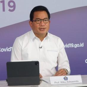 Kasus Aktif Indonesia Lebih Baik Dari Rata-Rata Dunia - Berita Terkini