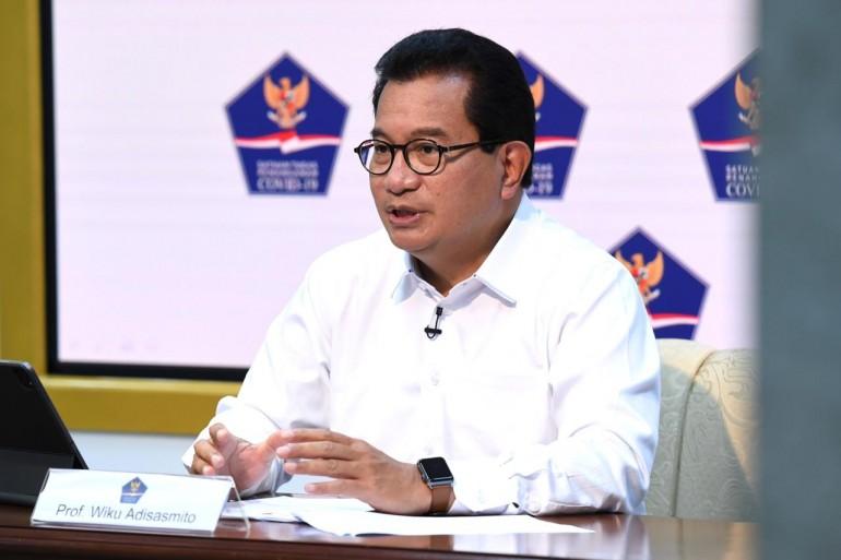Sebagian Besar Kabupaten/Kota Memiliki Kasus Aktif Dibawah 100 - Berita Terkini