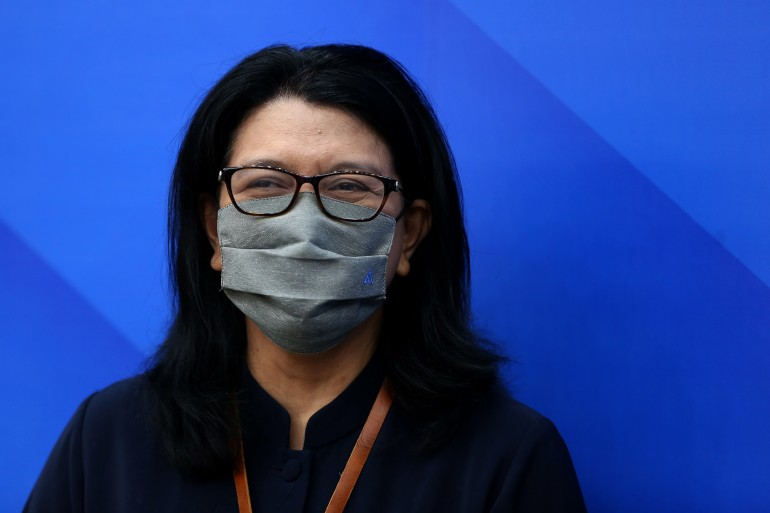Dr. dra. Lucia Rizka Andalusia, M.Pharm, Apt, Juru Bicara Vaksinasi COVID-19 dari Badan POM. DOK. KPCPEN