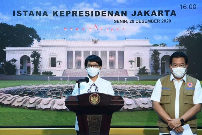 Antisipasi Varian Baru Covid-19, Pemerintah Tutup Sementara Perjalanan WNA ke Indonesia - Berita Terkini
