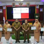 DWP Nakertrans Raih Juara I Lomba Pendampingan Belajar Online SD