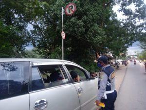 Dishub Kabupaten Sanggau Lakukan Giat Patroli Dalam Kota – Dinas Perhubungan