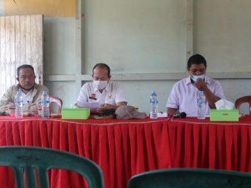 Pembinaan Desa Fokus di Desa Kuala Buayan Kecamatan Meliau