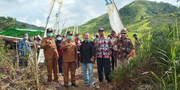 Penghijauan Hutan Kembali Di Desa Idas Kecamatan Noyan