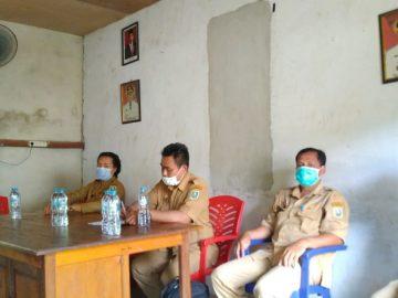 Verifikasi Lapangan Pemekaran Dusun Rosak Desa Pisang Kecamatan Jangkang