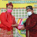 Serah Terima Pengelolaan Rumah Adat Melayu Kabupaten Sanggau, Ini Pesan Bupati Sanggau