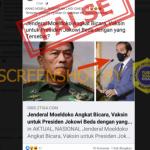 "[SALAH] ""Ternyata VAKSIN Yg Akan Di Suntikan Ke Jokowi Berbeda"" - Berita Terkini"