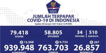 Kesembuhan COVID-19 Terus Meningkat Mencapai 9.755 Orang Per Hari - Berita Terkini