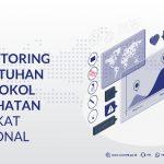 Monitoring Kepatuhan Protokol Kesehatan Tingkat Nasional (Update Per 17 Januari 2021) - Berita Terkini