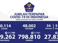Pasien Sembuh Meningkat Menjadi 798.810 Orang - Berita Terkini