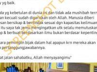 [SALAH] Karena Disuntik Vaksin, Dokter di Palembang Meninggal - Berita Terkini