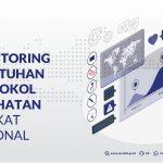 Monitoring Kepatuhan Protokol Kesehatan Tingkat Nasional (Update Per 24 Januari 2021) - Berita Terkini