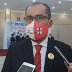 Termin I, Kabupaten Sanggau Sanggau Dapat Jatah 703 Dosis Vaksin Covid-19, Ginting: Sasarannya Semua Tenaga Kesehatan