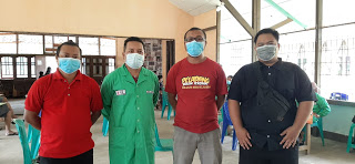 Jalin Kerjasama Yang Baik Untuk Kemanusiaan Komcab Sanggau Beri Apresiasi