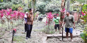 Kadis Porapar, Kabid Pariwisata Monev Kawasan Pancur Aji