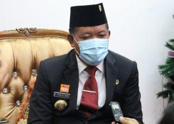 Bupati Sanggau Paolus Hadi Bakal Jadi Penerima Pertama Vaksin Covid-19 Di Kabupaten Sanggau