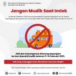 ASN Dilarang Bepergian Saat Libur Imlek - Berita Terkini